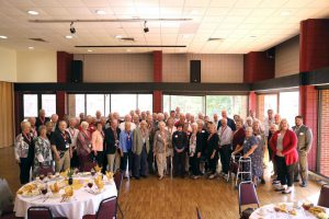 The Golden Circle lunch welcomed the class of 1969.