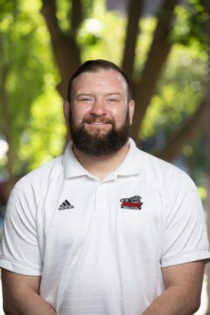 James Reynolds<br/>Head Wrestling Coach