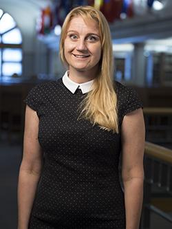 Katlin Cundiff<br/>Associate Professor of Management